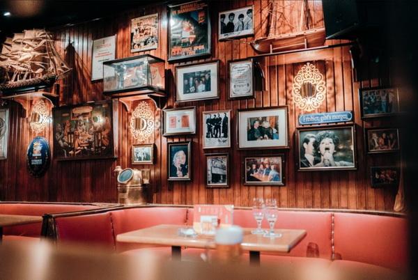 披头士曾光顾过的Gretel Alfons餐厅