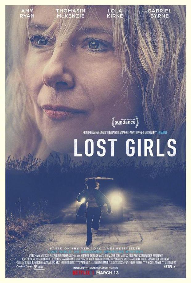 《失踪女孩》