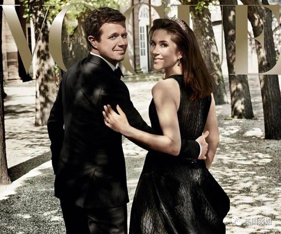 """泡吧""""捡""""的帅哥竟是丹麦王子?平民女孩变最美王妃"""