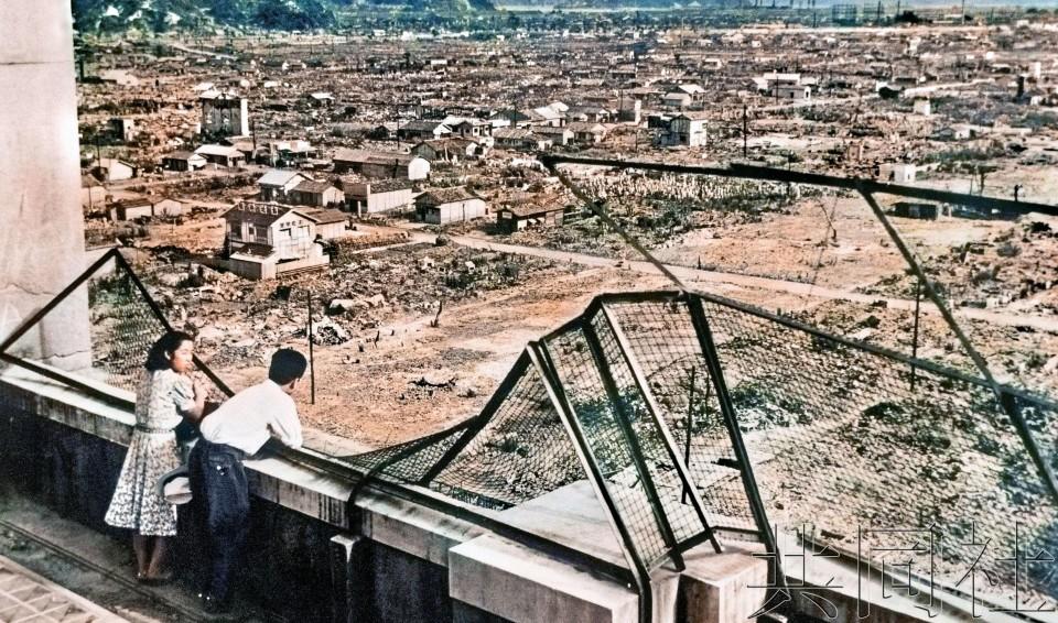 【北镇网】_广岛核爆次年照片中的情侣主人公现身:幸好我活到90岁