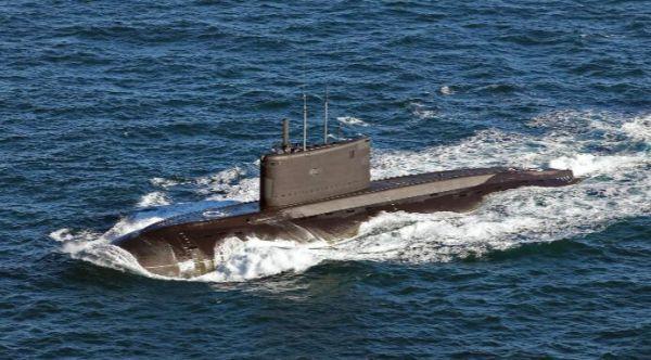 SSK Kilo Class russia L