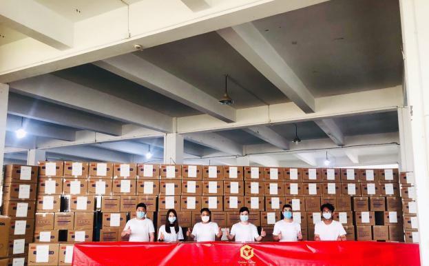 金昇企業火線馳援,與菲律賓人民共同抗疫