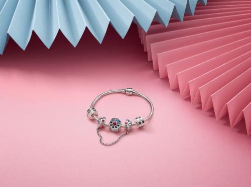 Pandora潘多拉珠宝中国七夕限定系列甜蜜来袭 传递浪漫 尽显珍挚爱意