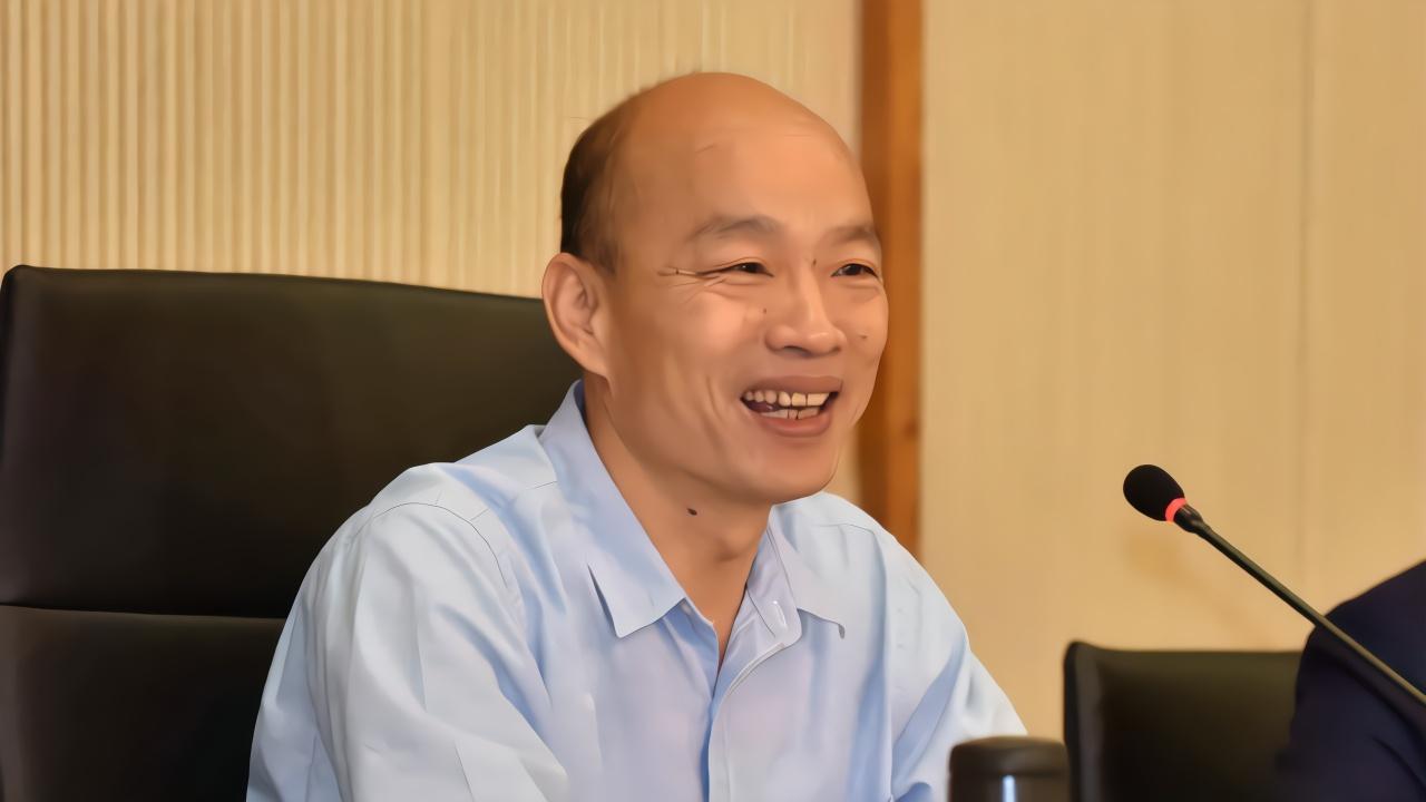 韩国瑜下一步有着落了?台湾云林县长想邀请他出任县政顾问