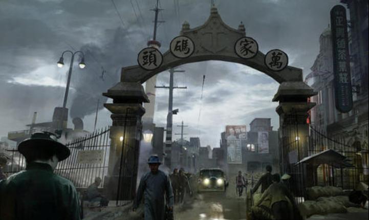 民国时期上海码头