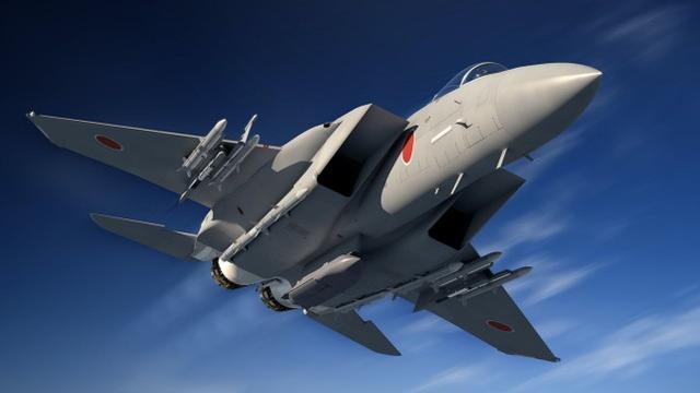 【赢咖2总代3】_日美军火巨头联手,在东海拦截解放军战机的自卫队主力机型要升级
