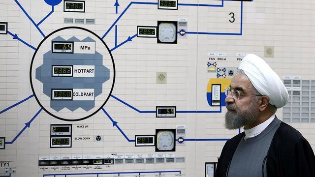 伊朗背后显然也有自己的盘算
