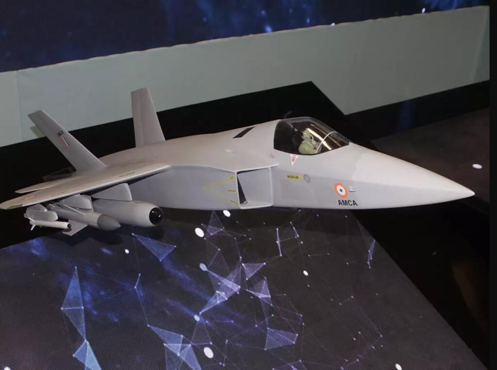 先进中型战斗机(AMCA)
