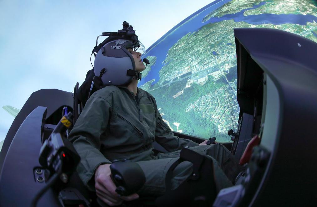 【陶然士论文】_针对中俄?美军新建虚拟训练中心 声称能模拟大国冲突