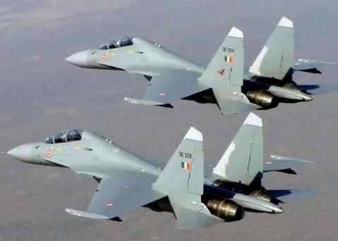 """印度空军又出大乌龙,主力战机性能""""注水"""",俄:你们的问题"""