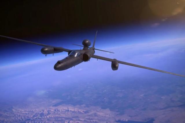 【删贴】_美媒声称:美军U2飞越中国军演区域 中国没有战机能拦