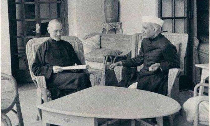蒋介石与尼赫鲁_为了印度独立,中国人操碎了心_凤凰网知之_凤凰网