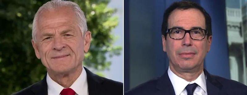 【草视频赚钱培训】_因为TikTok,美财长与白宫贸易顾问在特朗普面前大吵一架