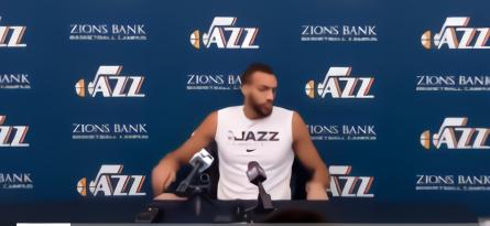 記者:戈貝爾那場記者會是NBA史上最愚蠢的時刻
