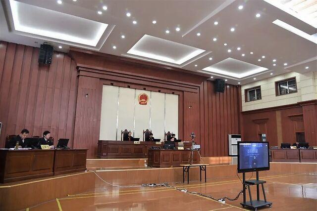 安徽镇前党委书记受审。 安徽省医科大学