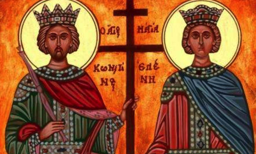 權威凋零的年代,君士坦丁大帝選擇利用基督教維護皇帝形象