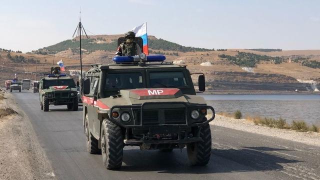 土俄谈判原因曝光,叙政府军血拼北部重镇,土军伤亡惨重无力再战