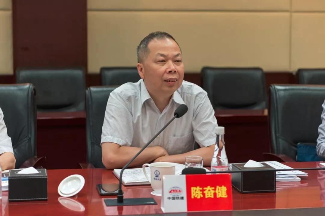 中国铁建董事长陈奋健跳楼身亡