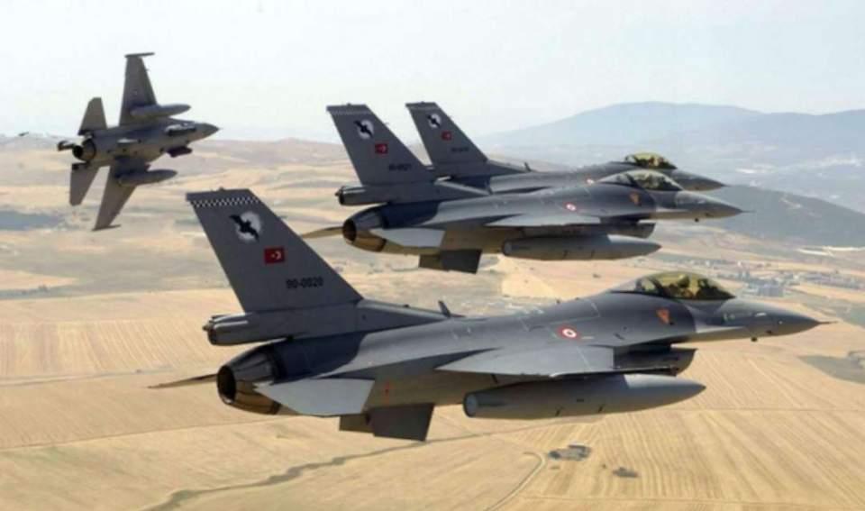 从发现到击落可能不超过5分钟:复盘土耳其F16击落叙利亚教练机