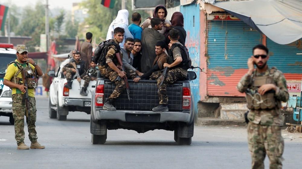 【类聚中文字幕免费视频线路1】_阿富汗监狱突发爆炸和枪战11死42伤 百名囚犯趁乱逃跑