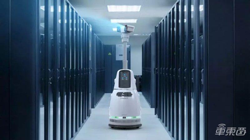 機器人要解放IDC運維人員?優必選AIMBOT智巡士CES大秀絕技