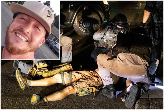 【北京亚洲天堂培训】_特朗普支持者在街头混战中枪死亡,特朗普发推悼念