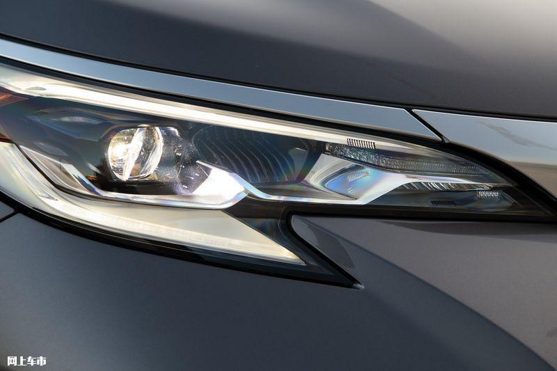 丰田全新塞纳售价曝光下月开售/搭2.5L混动引擎-图9