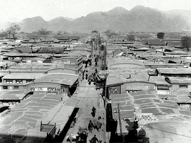 中国旧影1920年代,日本人镜头下的城镇生活(图5)