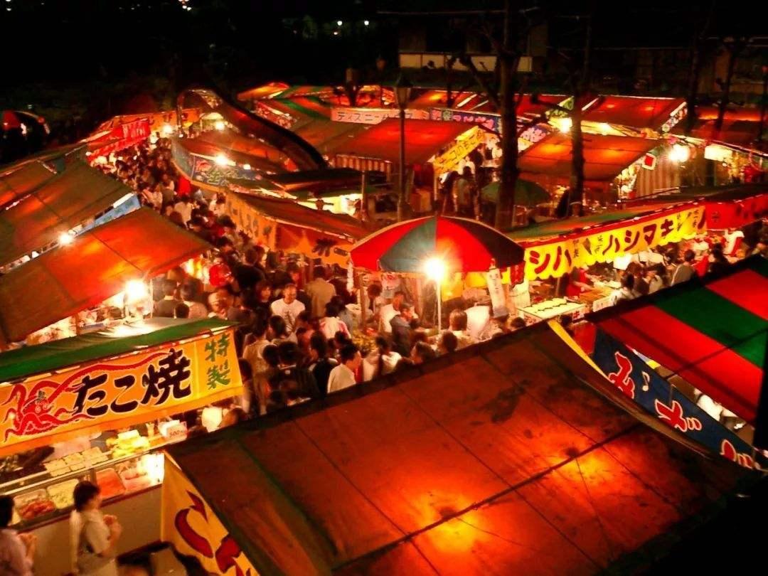 日本街头小吃