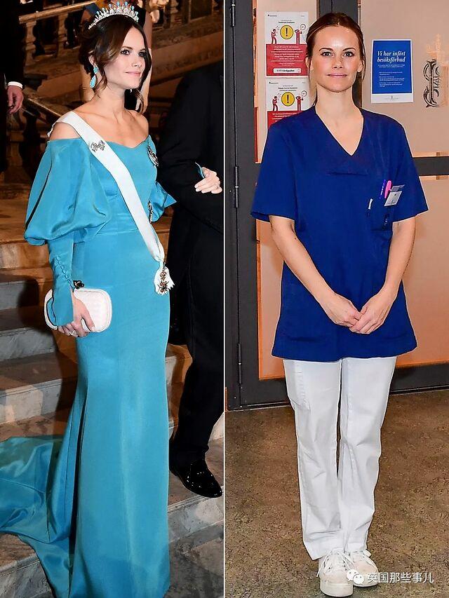 王妃跑去支援医生!曾不待见的民众,现在开始夸了