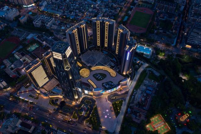 GLC设计,广东佛山海骏达城 | 大体量综合体的文化与商业探索