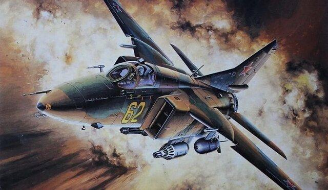 变后掠翼鞭笞者:双二截击机改的强击机,印度空军的飞行铁棺材
