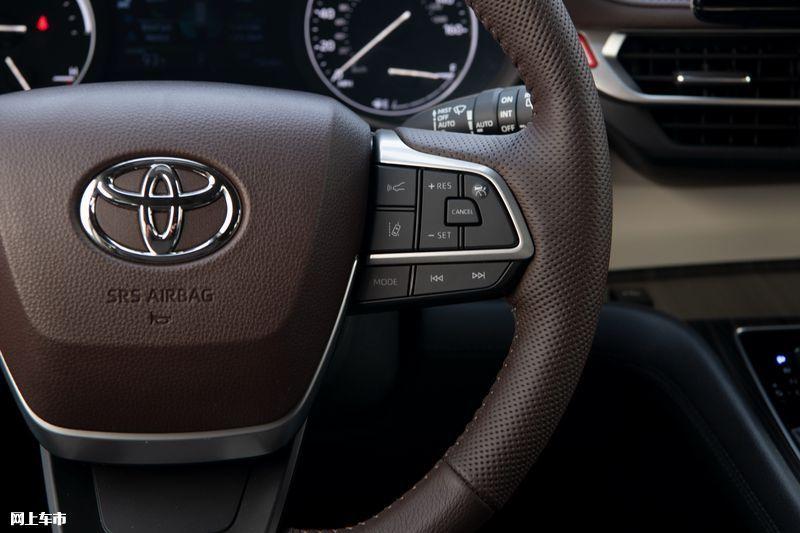 丰田全新塞纳售价曝光下月开售/搭2.5L混动引擎-图15