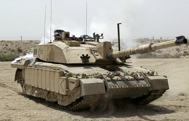 巴西公开招标新型坦克,指标要求十分刁钻,日本10式或将中标