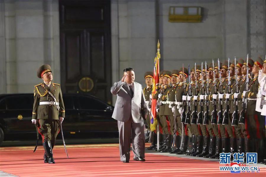 【彩乐园2官网进入12dsncom】_文在寅称朝鲜战争还没结束,朝鲜阅兵又透露哪些新意?