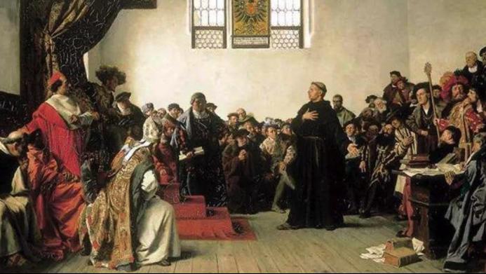 宗教改革开启了教会权力的衰落