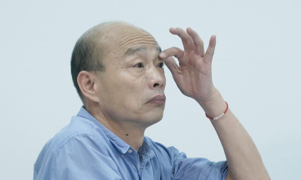 【程安东】_他预言韩国瑜肯定被罢免 但之后全台会烽火连天
