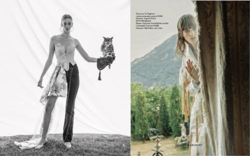 MAXIRNEY BY SARA WONG 米兰时装周首秀:闪耀国际的里程碑