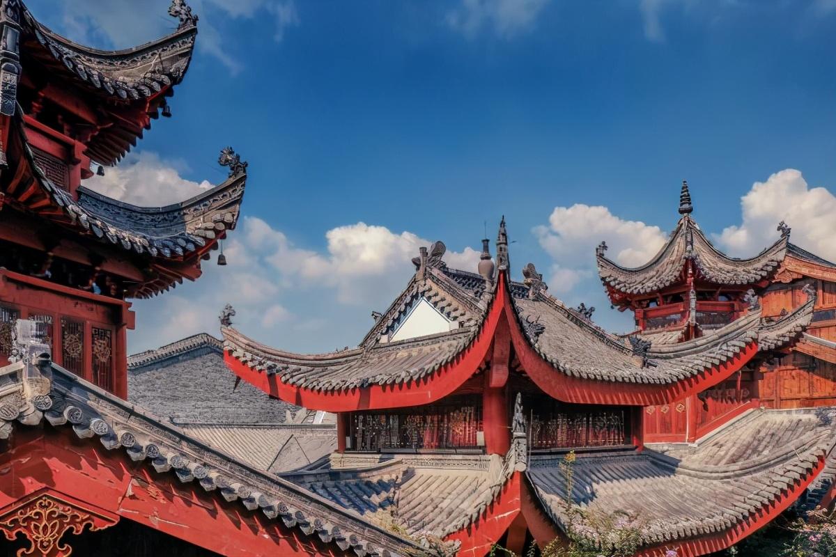 如何欣赏中国古代建筑?有哪些特点?