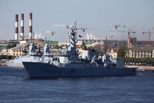 """巴基斯坦海军即将迎来的主力舰:""""航母杀手""""上舰,能威慑印度航母"""
