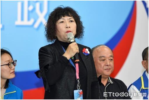 """国民党""""立委""""叶毓兰/资料图"""