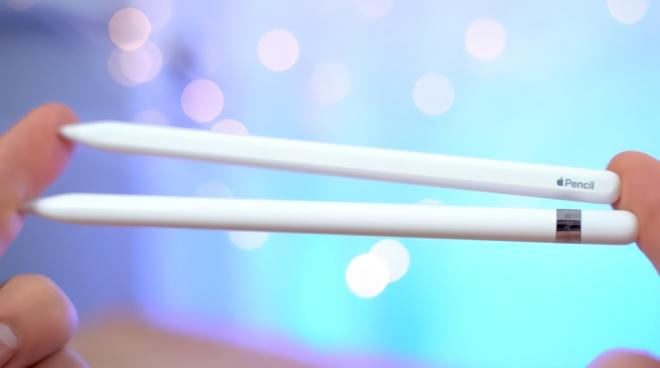 ApplePencil新专利曝光:可提供触觉反馈,还可以检测握笔方式插图