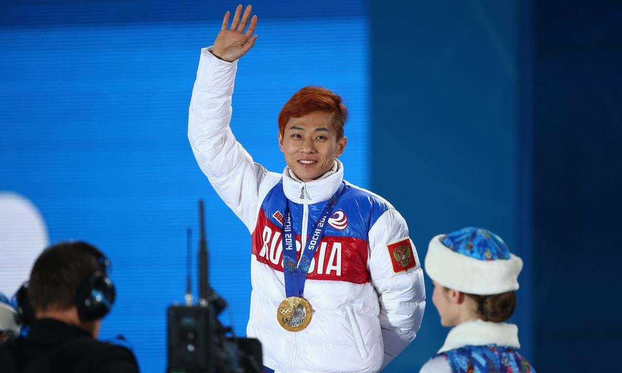 """安贤洙是奥运""""六金王""""。"""