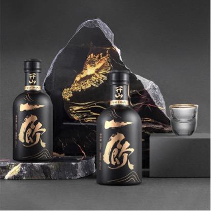 """中国白酒没有后浪?新式品牌""""开山""""完成1亿元B轮融资"""