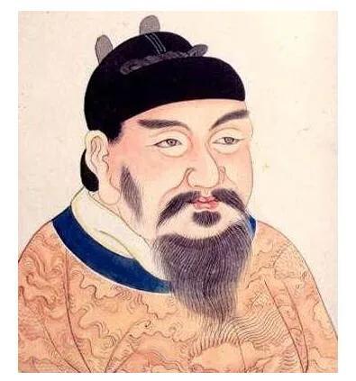 上图_ 李治(628年7月21日—683年12月27日) ,即唐高宗