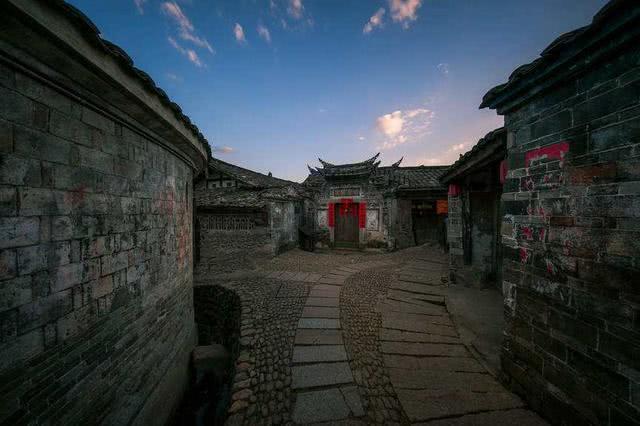 """福建被称作""""民间故宫""""的景点,可与平遥古城媲美,快来围观"""