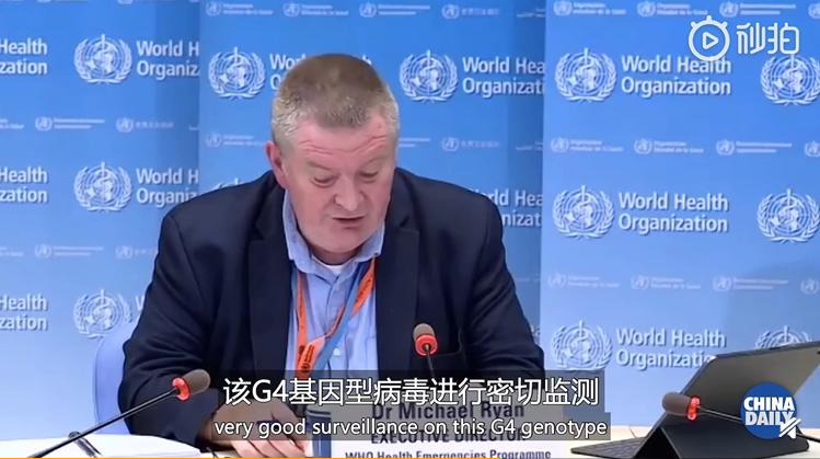 【亚洲天堂培训】_世卫称在中国出现的猪流感不是新病毒,论文作者:还没到人传人阶段