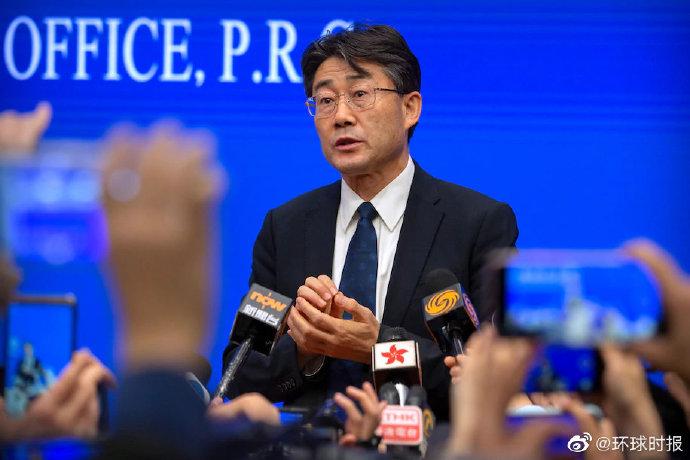 中国疾控中心主任高福称已接种实验型新冠病毒疫苗
