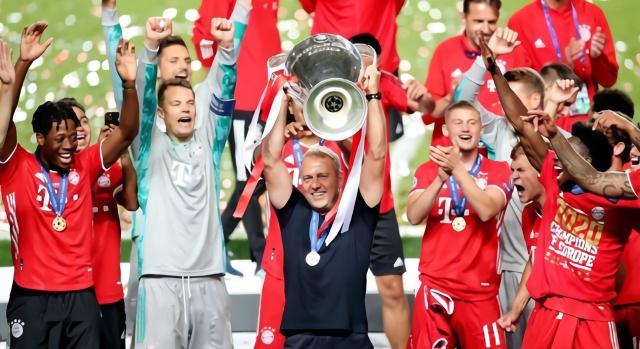 本赛季三线夺魁的拜仁,到底靠的是什么?