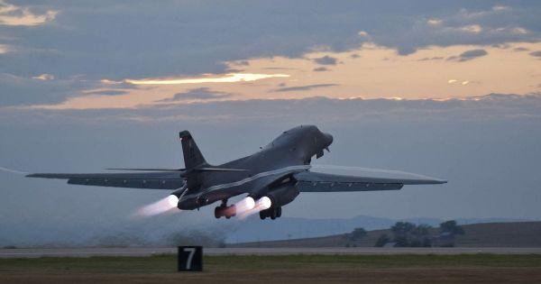 可出动率不到10%?美军欲提前退役17架B-1B以维持战力